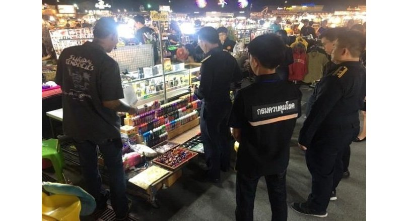 Ban on e-cigarettes under study after enforcement problems emerge | Samui Times