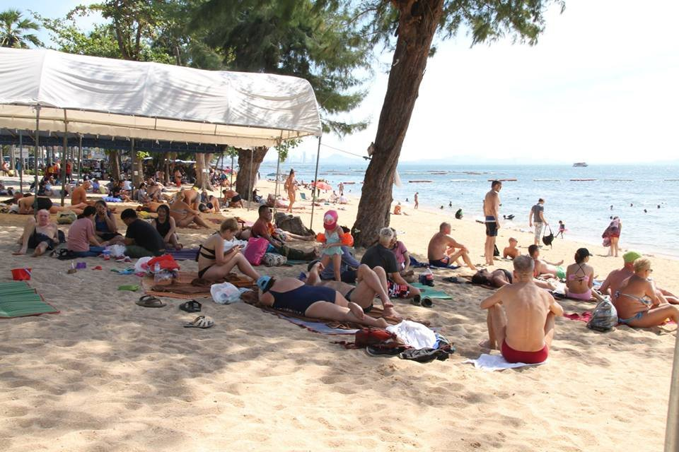 Pattaya is BOOMING! 100% New Year occupancy points to great times ahead, tourism official   Samui Times