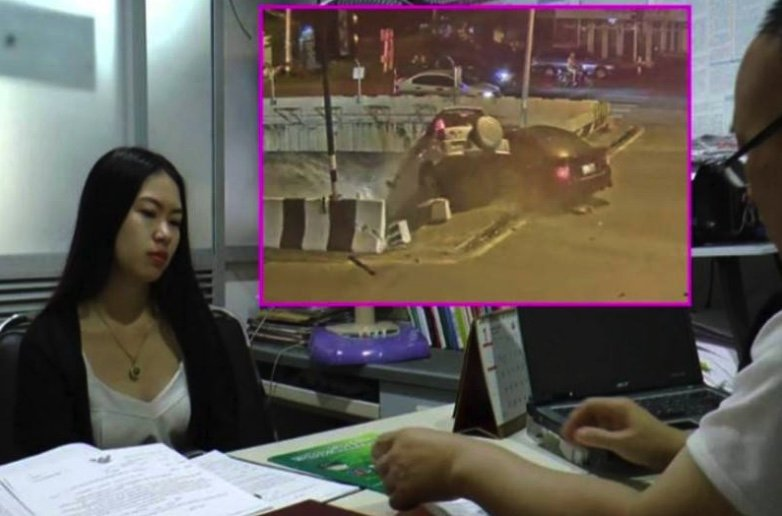Woman involved in fatal Chiang Mai road accident wants to say sorry before meeting police | Samui Times