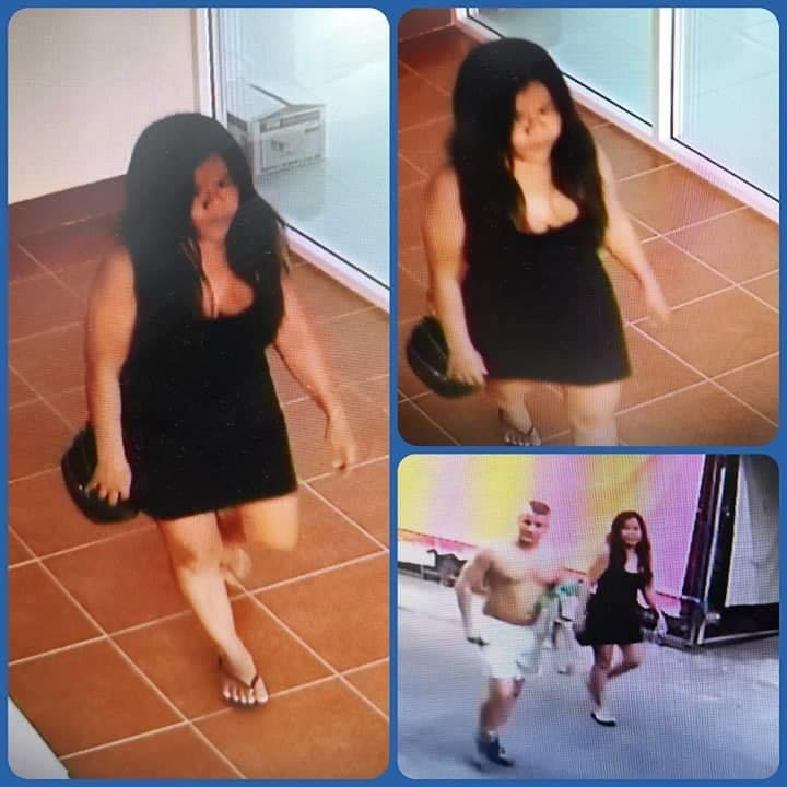 Help police catch this Thai woman who has been drugging and robbing tourists | Samui Times