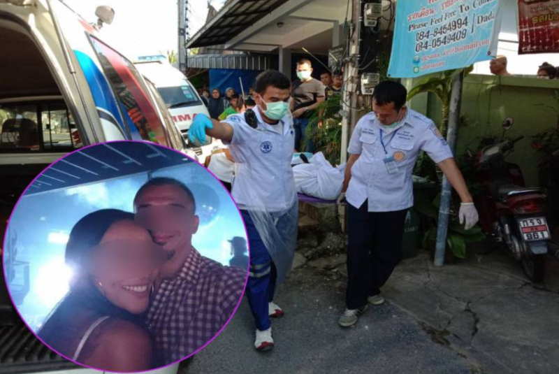 Thai woman murdered in Phuket – police search for Greek husband   Samui Times