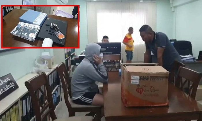 Department store staffer arrested for multiple credit card fraud | Samui Times