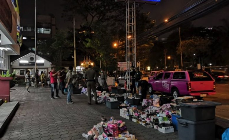 Two million baht's worth of sex toys and Viagra taken off the street in police raid | Samui Times