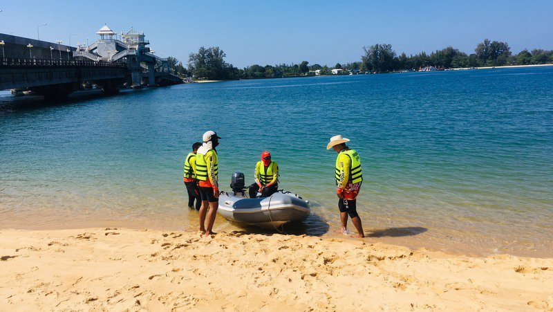 Body of man who jumped from northern bridge recovered south of Phuket | Samui Times