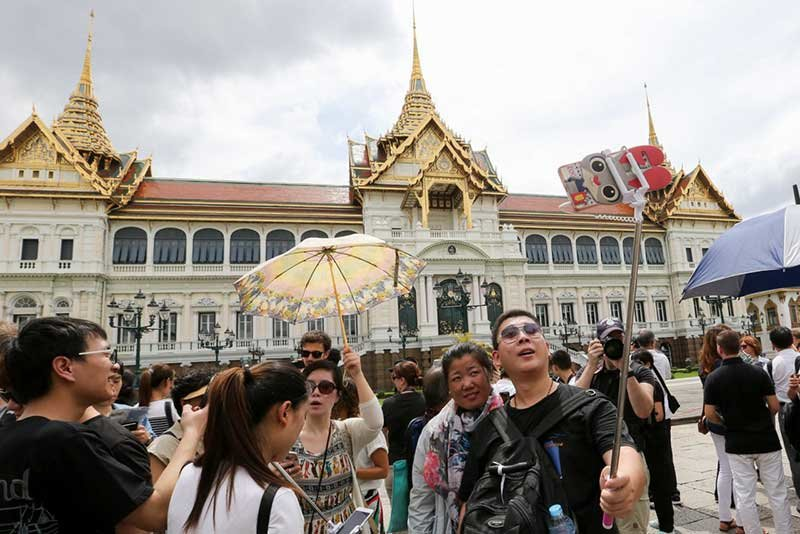 5 Things to know about Chinese tourism in Thailand | Samui Times