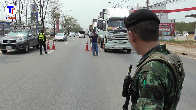 DLT on the look out for illegal migrant drivers | Samui Times