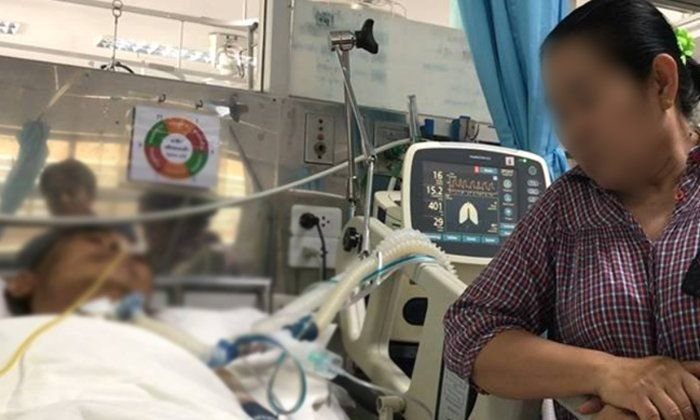 Money lender offers paralyzed man 1,000 baht after power pole accident | Samui Times