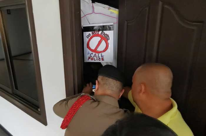 US man and wife commit suicide with gas canister in Chiang Mai hotel | Samui Times