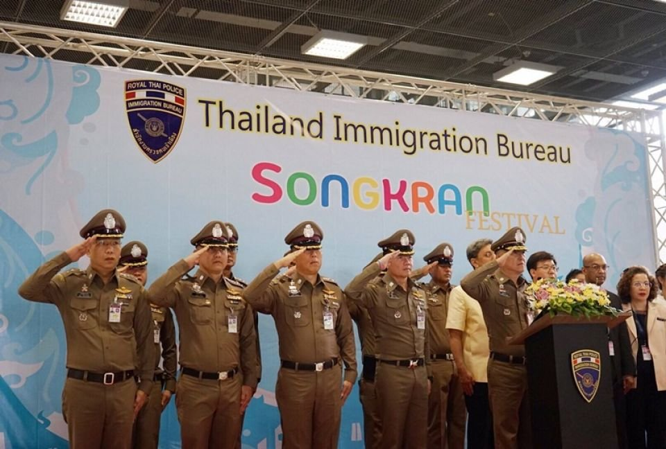 This is no big joke: Immigration rising from the ashes like a phoenix! | Samui Times