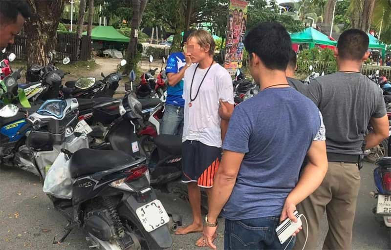Russian arrested on Koh Samui for allegedly stealing camera | Samui Times