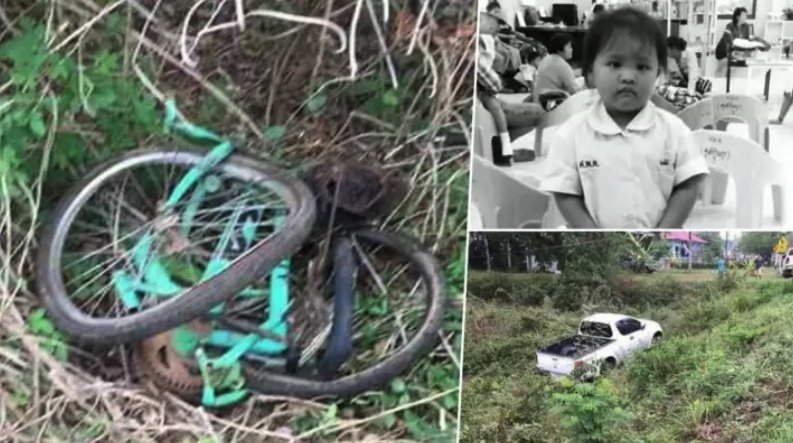 Killed on the first day of term – kindergarten kid, aged 5, with her gran going to school | Samui Times