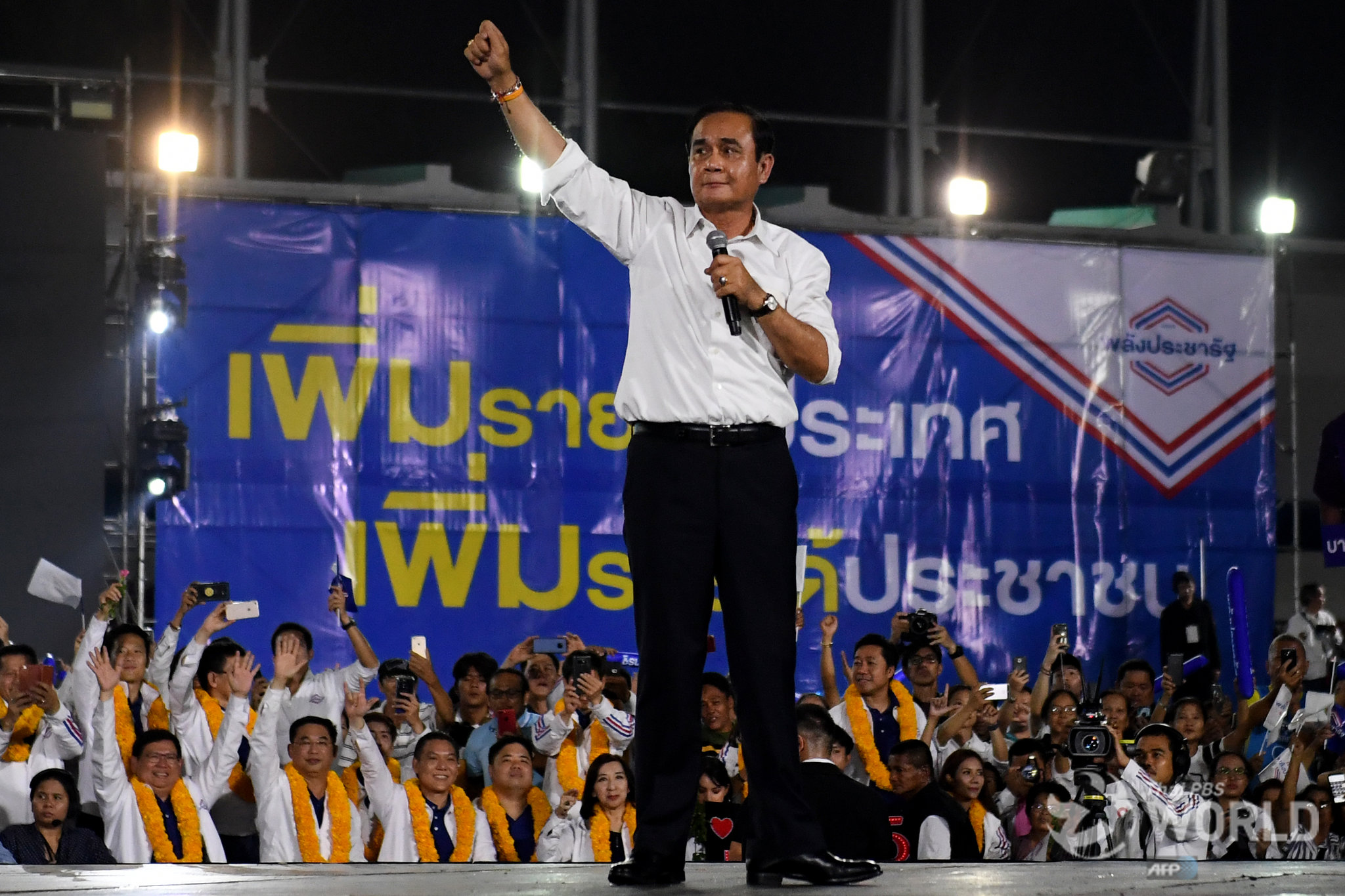"""PM promises to do """"better and better"""" if he is reappointed   Samui Times"""