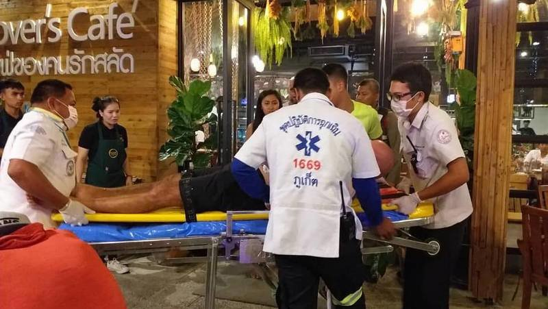 British man stabbed, girlfriend disappear as police hunt for suspect stalls | Samui Times