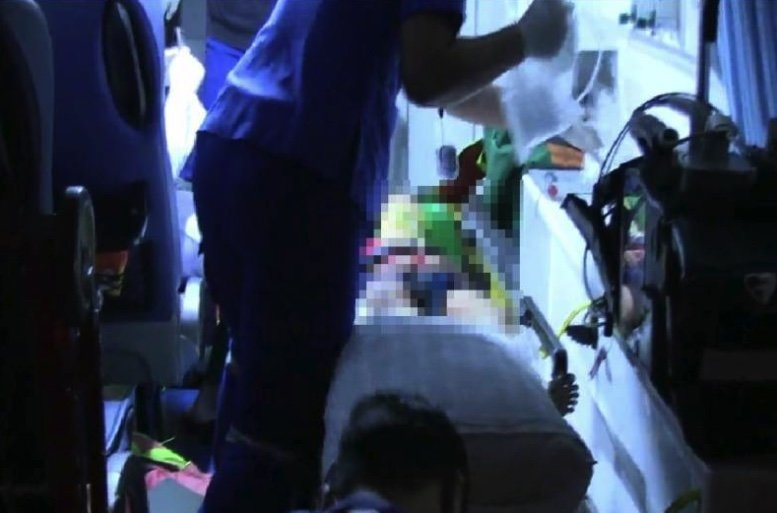 Immigration policeman's daughter, 5, falls from hotel room while he slept | Samui Times