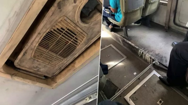 Filthy Thai buses! And they want us to pay more for this! | Samui Times
