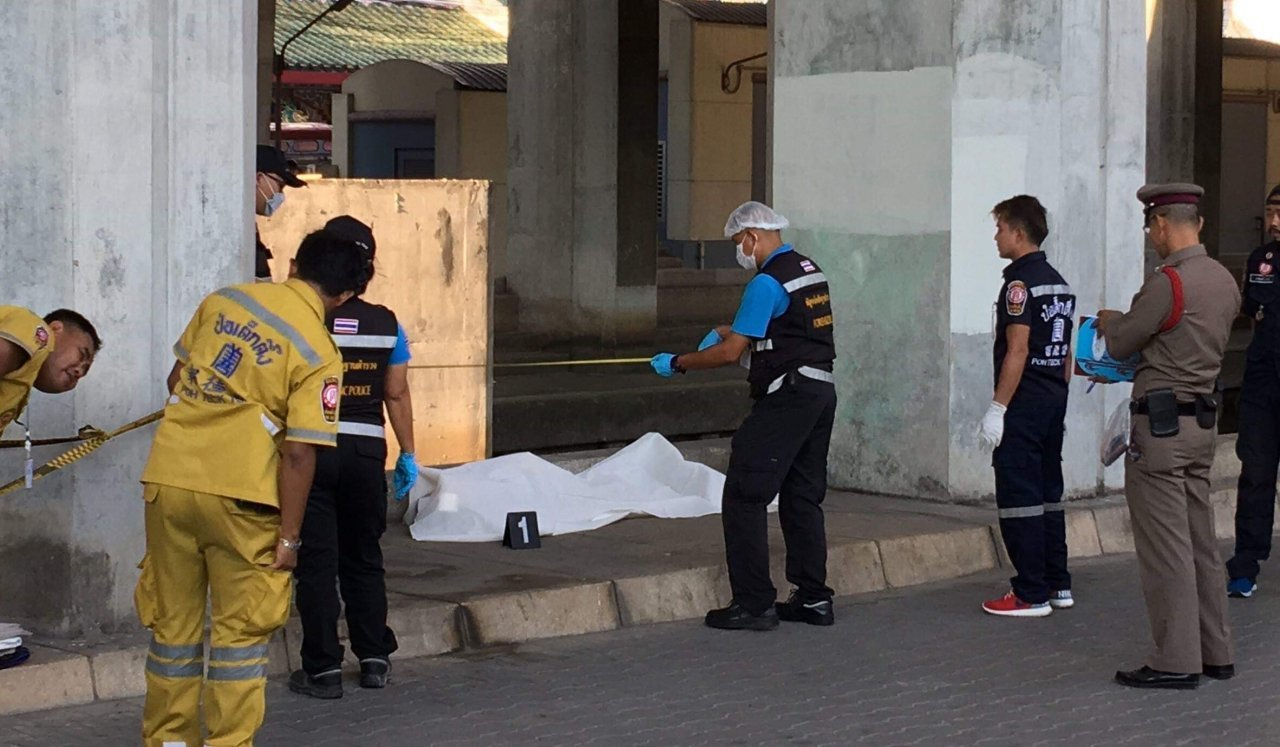 French diplomat jumps to death from Skytrain station | Samui Times