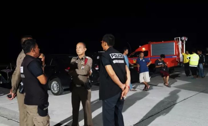 Koh Samui: Search resumes this morning for missing Brit tourist who fell off a speedboat   Samui Times