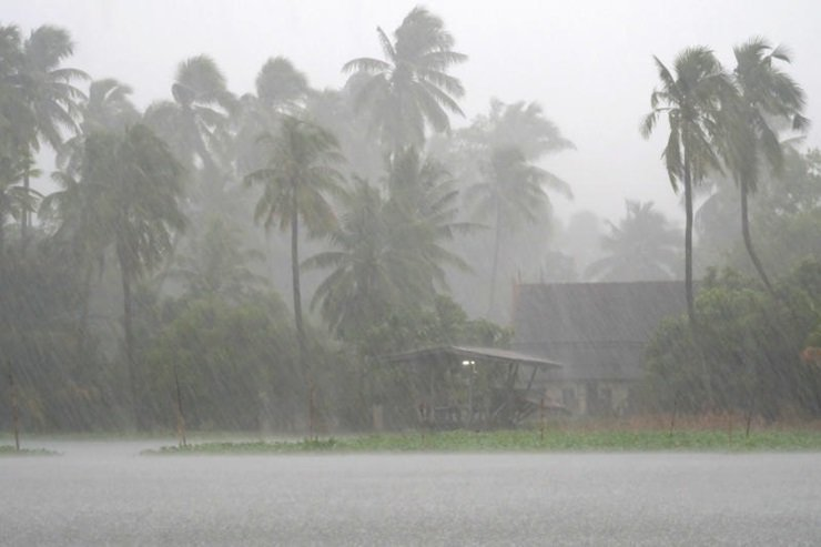 Monsoon rain warning issued for several provinces | Samui Times