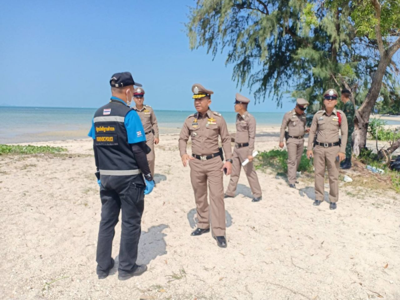 Hunt for Thai man who raped Norwegian tourist on Koh Phangan | Samui Times