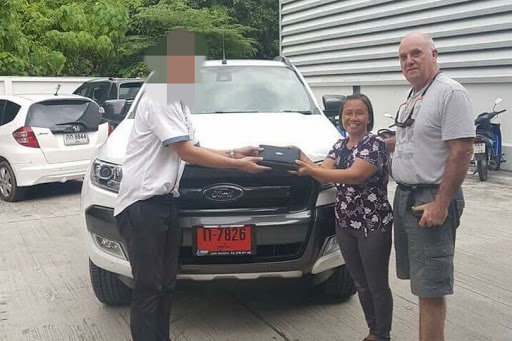 Murder for 50,000 baht: Thai wife's elder brother wanted British expat's money | Samui Times