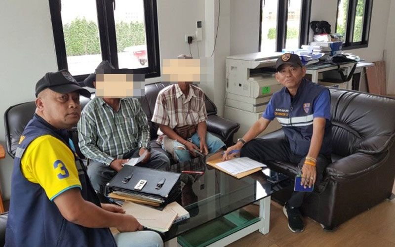 Immigration busy fining Thais and foreigners – US man pays 5,000 baht fine for not doing 90 day report | Samui Times