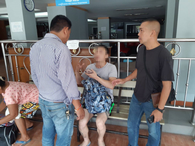 Chinese man arrested for attempted murder of wife in Ubon   Samui Times