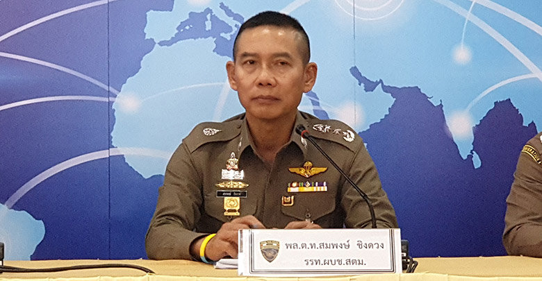 Missing Big Joke! New immigration chief flexes his muscles in arrest of Koreans | Samui Times