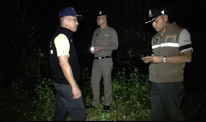 Hunt launched for drug suspect who allegedly killed policeman | Samui Times