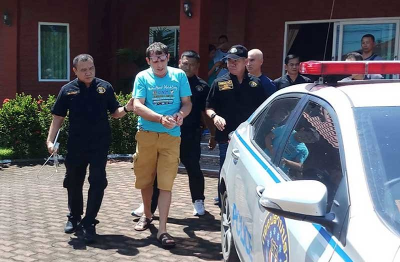 Wanted Italian fraudsters who posed as George Clooney arrested in Pattaya | Samui Times