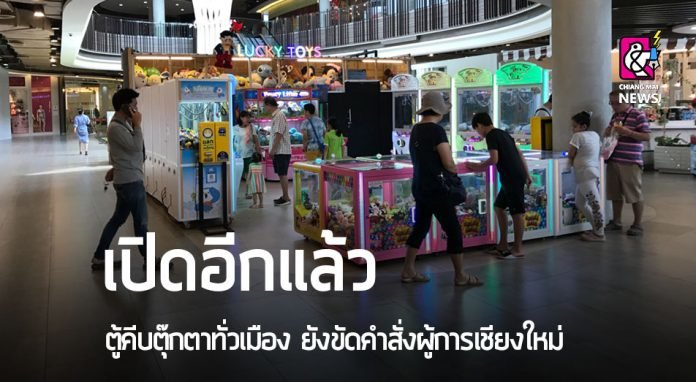 Chiang Mai: Gambling crackdown on cuddly toys imminent! | Samui Times