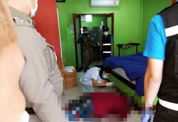 Italian businessman found dead in Chumpon resort room – no foul play expected | Samui Times