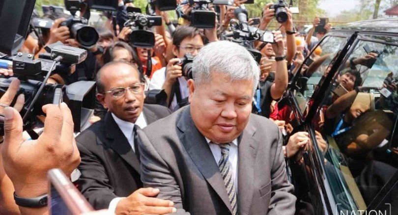 Premchai convicted of bribery in poaching case, handed another year in jail | Samui Times
