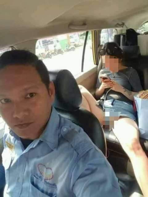 Hunt on for Thai cabbie who films and posts sneaky upskirt photos of his passengers | Samui Times