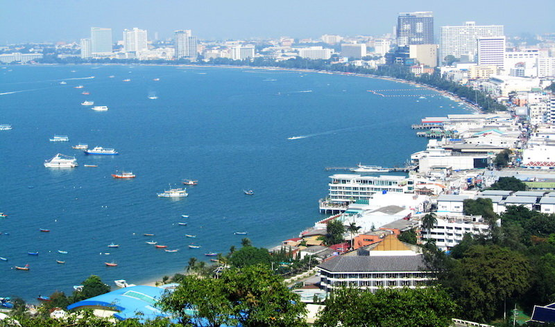 """Thai tourism in trouble: And competitor Vietnam is """"scary"""" for Pattaya 