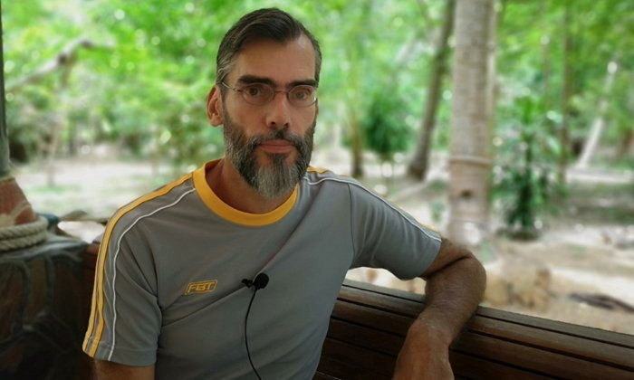 Fighting for justice: Dutch engineer with cancer interviewed by Thai media | Samui Times