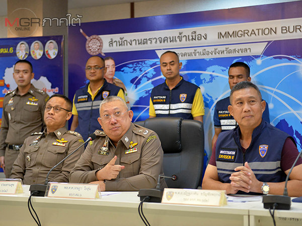 Immigration: Hundreds of foreigners arrested in southern Thailand since start of the month | Samui Times