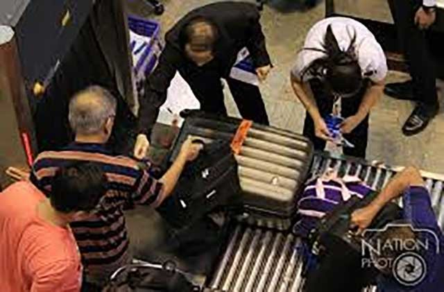 Luggage to be X-rayed at airports by year-end, used-car imports to be banned: Customs | Samui Times