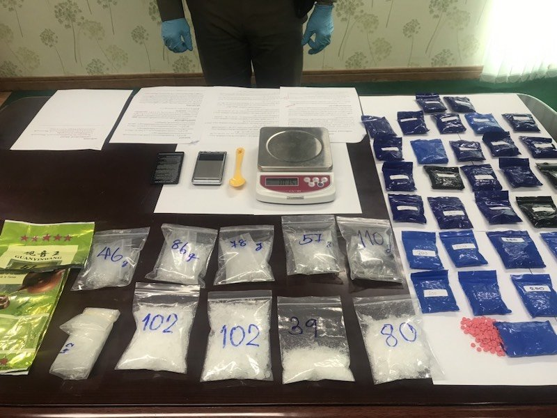 Busted: Gang supplying tourists in Pattaya with methamphetamines   Samui Times