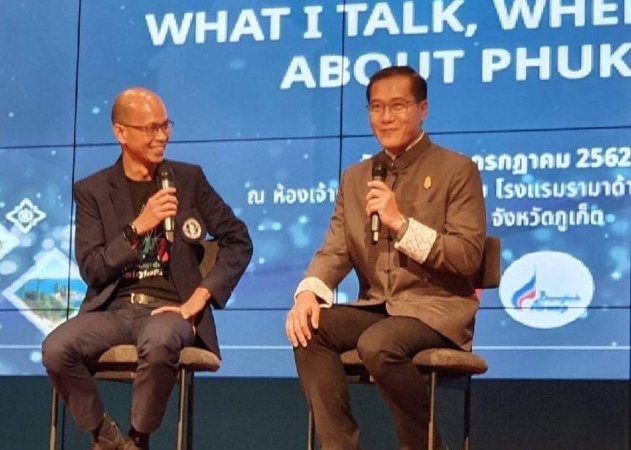 Phuket needs better tourism radar, says ex-minister | Samui Times