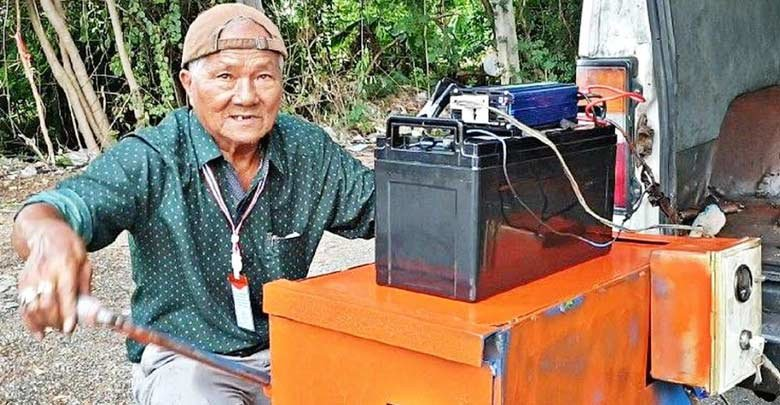 Thai man invents pollution free generator that doesn't need fuel | Samui Times