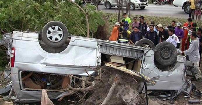 Thailand: An unequal society even when it comes to appalling road carnage, foreign media | Samui Times