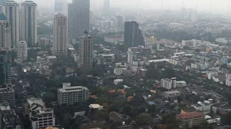 Fears that the condo bubble is about to burst in Bangkok – especially if foreigners pull out | Samui Times