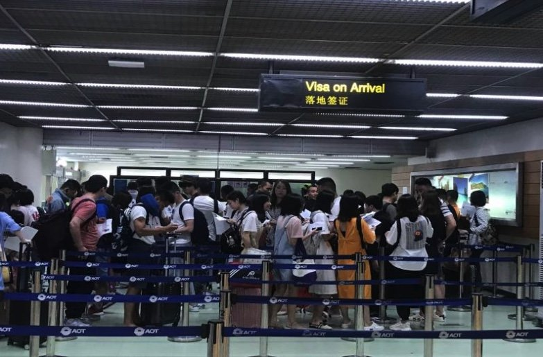 Don Mueang Airport: 20 more immigration counters to open this week | Samui Times