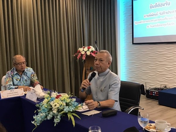 Drop in tourism not so bad as press reports, says minister | Samui Times