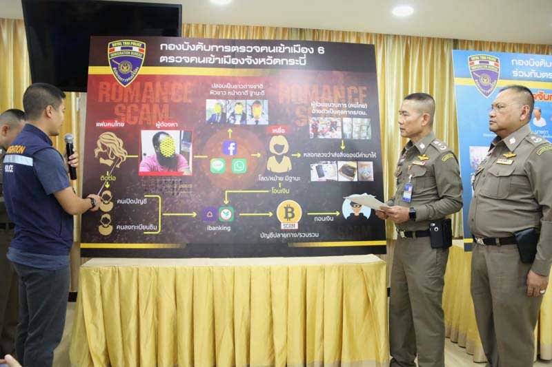 Bad Guys Out! Immigration chief outlines latest busts of foreigners | Samui Times