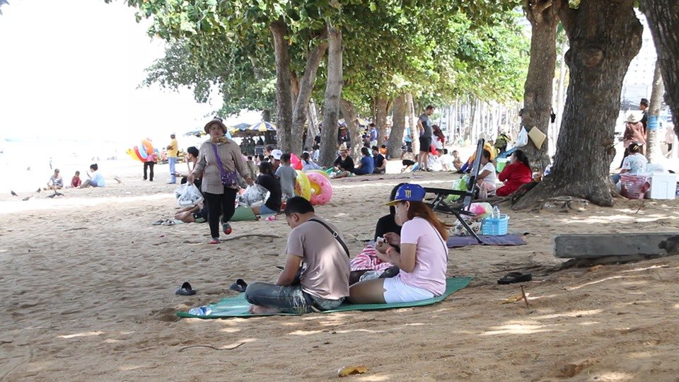 Pattaya jam packed for the holidays, reports Thai media | Samui Times