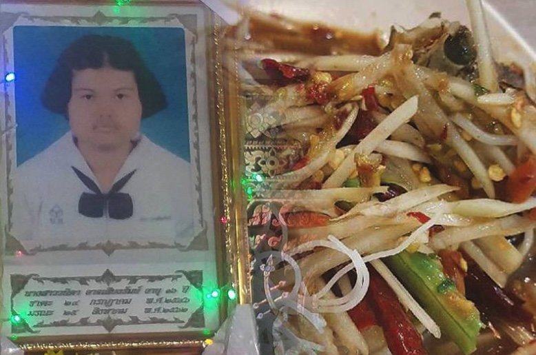 High school student dies after eating Som Tam (Papaya Salad) | Samui Times