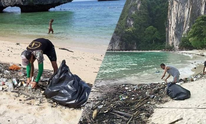 National Park hits back at online trash drama – tourists help to clean up too | Samui Times