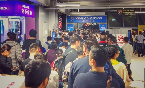 THAILAND SET TO INTRODUCE VISA-FREE TRAVEL FOR CHINESE AND INDIANS | Samui Times