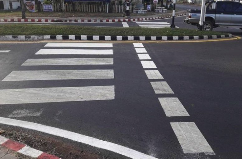 BMA to install voice-guide systems for blind at 54 more zebra crossings | Samui Times